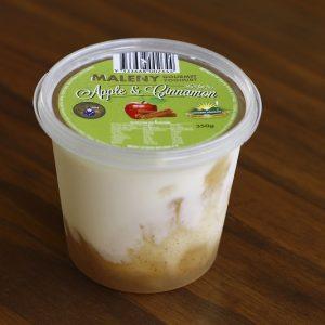 Apple & Cinnamon Gourmet Yoghurt