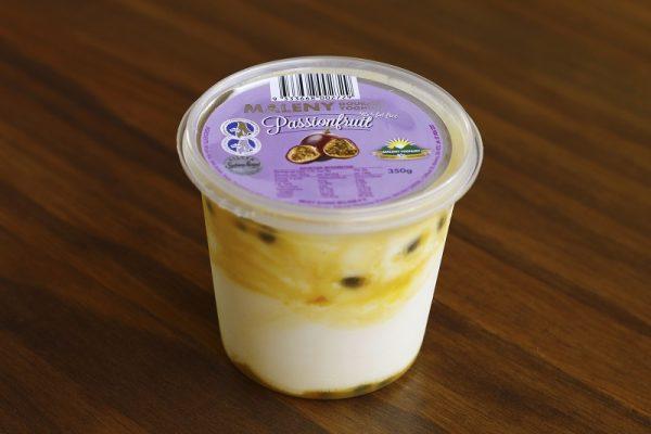 Passionfruit Gourmet Yoghurt