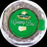 creamy brie