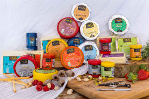 Maleny Cheese products